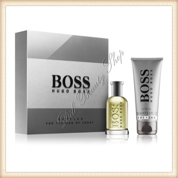 Hugo Boss Set Bottled No 6 Edt 50 Ml Sg 100 Ml Dili Beauty