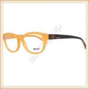 CAVALLI JUST Rame ochelari JC0532 043 53 Oferta speciala! Produsul este livrat cu toc si batista pentru ochelari. Produs unisex. Rama este oranj, iar materialul ramei este din plastic.
