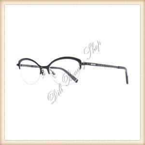 CAVALLI JUST Rame ochelari JC0542 002 52 Oferta speciala! Produsul este livrat cu toc si batista pentru ochelari. Produs destinat femeilor. Rama este neagra, iar materialul ramei este din metal.
