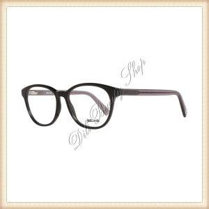 CAVALLI JUST Rame ochelari JC0684 001 52 Oferta speciala! Produsul este livrat cu toc si batista pentru ochelari. Produs unisex. Rama este neagra, iar materialul ramei este din plastic.