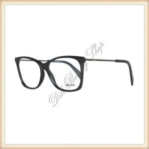 CAVALLI JUST Rame ochelari JC0705 001 54 Oferta speciala! Produsul este livrat cu toc si batista pentru ochelari. Produs destinat femeilor. Rama este neagra, iar materialul ramei contine metal si plastic.