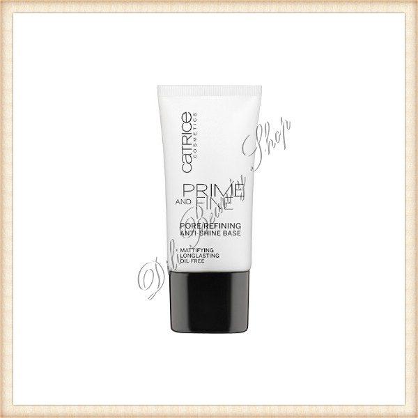 CATRICE Primer and Fine Pore Refining Anti-Shine Base Keep Me Matt 30 ml
