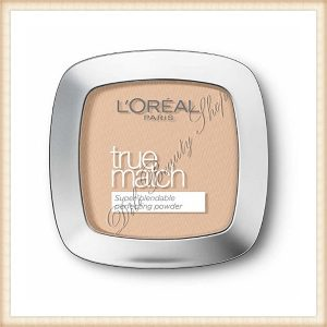 L'OREAL True Match Super-Blendable Pudra