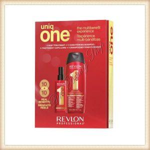 REVLON PROFESSIONAL UNIQ ONE Duo Pack Tratament pentru par 150 ml+ Sampon 2/1 300 ml