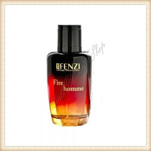 JFENZI Fire Homme EDP, Man