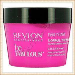 REVLON Professional Be Fabulous Masca regeneratoare si hidratanta pentru par normal