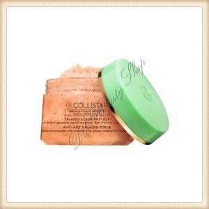 COLLISTAR Scrub pentru corp saruri exfoliante, Talasso-Scrub Anti Age femei barbati dama