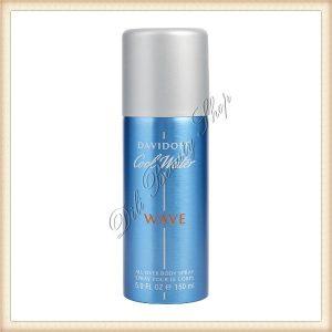 DAVIDOFF Cool Water Wave Deodorant Spray