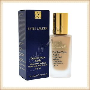 ESTEE LAUDER Fond de ten Double Wear Nude Water Fresh SPF 30 femei dama barbat makeup