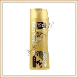 REVLON Lotiune pentru corp hidratanta Natural Honey, Ulei de Argan