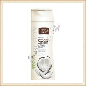 REVLON Lotiune pentru corp hidratanta Natural Honey, Ulei natural de Cocos