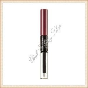 REVLON ColorStay Overtime Ruj rezistent la transfer, 005 Infinite Raspberry 2 ml + Top Coat 2 ml