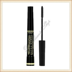 L'OREAL Paris Mascara Telescopic Black Carbon