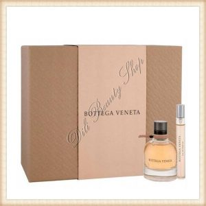 BOTTEGA VENETA Set Cadou, Apa de Parfum 50 ml + Mini Apa de Parfum 10 ml
