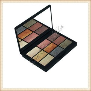 GOSH 9 Shades ...To Party In London Paleta de Farduri pentru Pleoape, Metalic