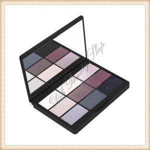 GOSH 9 Shades ...To Be Cool In Copenhagen Paleta de Farduri pentru Pleoape, Matt