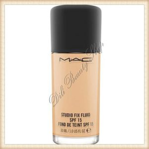 MAC Fond de Ten Studio Fix Fluid, SPF 15