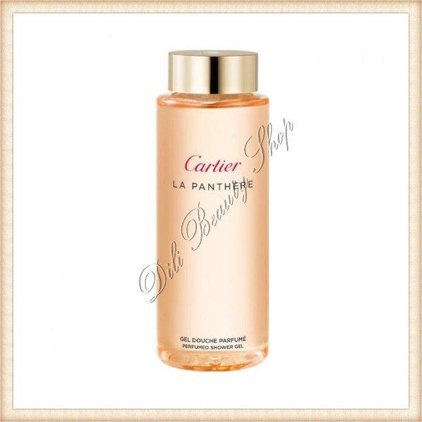 CARTIER La Panthere Gel de Dus Parfumat