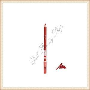 PUPA MILANO Creion de buze True Lips, 07 Shocking Red, 1.2 g