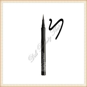 GOSH Intense Eye Liner Pen - 01 Black