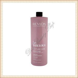 REVLON PROFESSIONAL Sampon Be Fabulous Texture Care Smooth hair C.R.E.A.M. Anti-Frizz