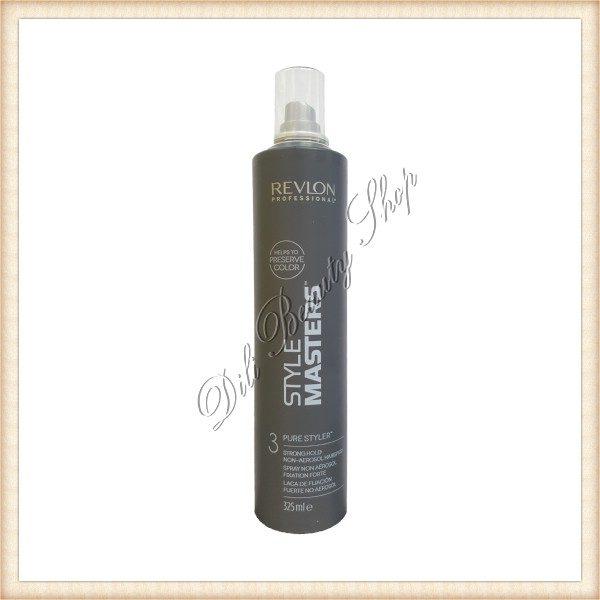 REVLON PROFESSIONAL Style Masters 3 Pure Styler, Spray pentru par cu fixare puternica