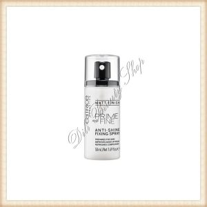 CATRICE Spray Fixare Machiaj Prime and Fine Anti-Shine Fixing 50 ml