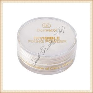 DERMACOL Invisible Fixing Pudra Libera 13 gr