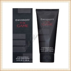 DAVIDOFF The Game After Shave, Man